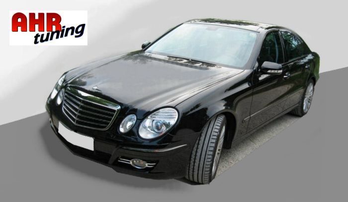 obd tuning mercedes w211 e 500 motor m113 auf 321 ps a w. Black Bedroom Furniture Sets. Home Design Ideas